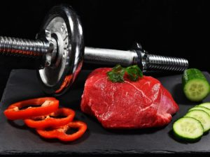 Táplálkozás, sport